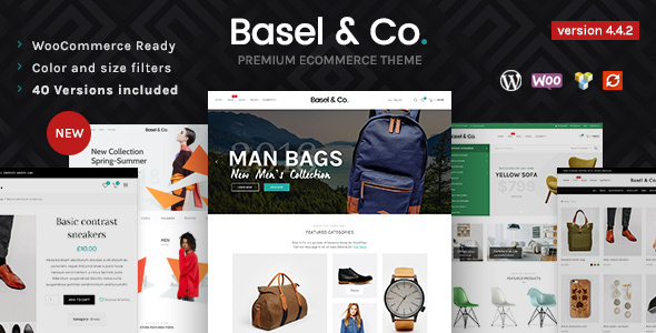 Basel - Responsive eCommerce Theme - OXICAT Boutique