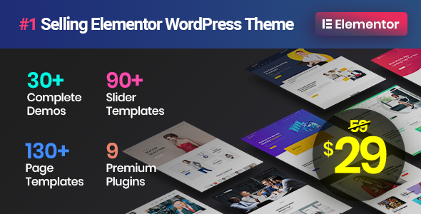 Phlox Pro - Elementor MultiPurpose WordPress Theme - OXICAT